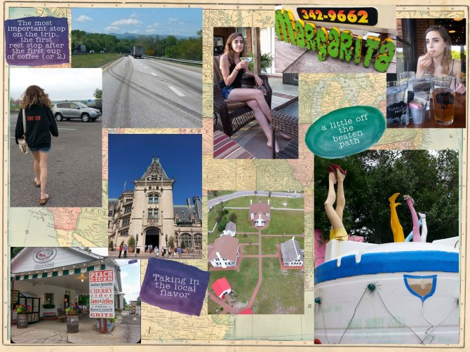 Road Trip Highlights